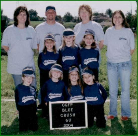 2004  - Team U - Blue Crush