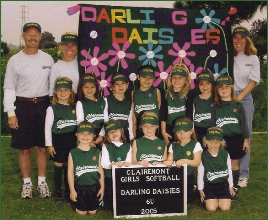 2005  - Team S - Darling Daisies
