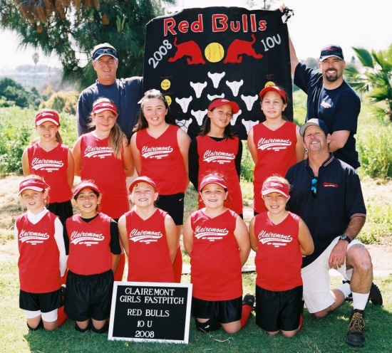 2008  - Team K - Red Bulls - 2008 10U 1st Place Champions!
