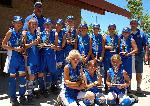 10U 2nd Place - Alpine